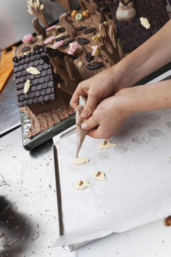 chocoladespuit